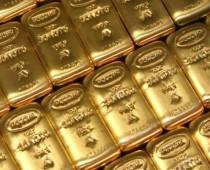 Золотой запас России растет рекордными темпами