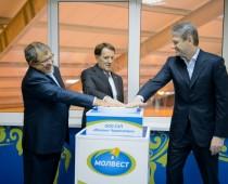 В Воронежской области открылся молочный комплекс за 3 млрд. рублей