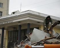 Большинство москвичей поддерживают демонтаж опасного самостроя