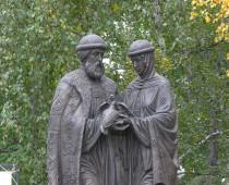 Памятник Петру и Февронии может появиться в Москве