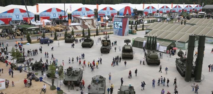 «Алмаз-Антей» покажет продукцию 22 предприятий на форуме «Армия-2016»