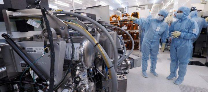 В Москве заработали 99% промышленных предприятий