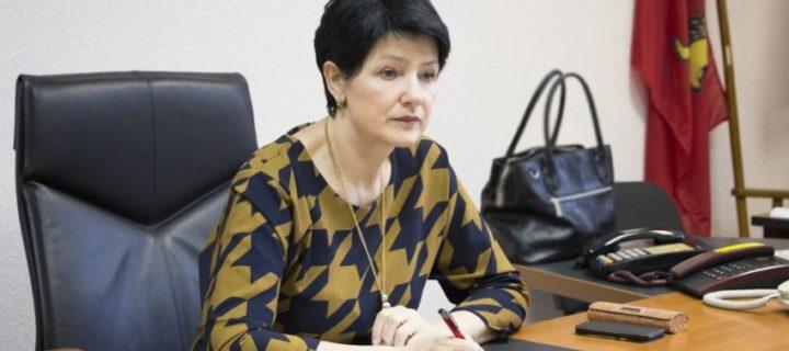 Глава города Владимир досрочно покинула пост
