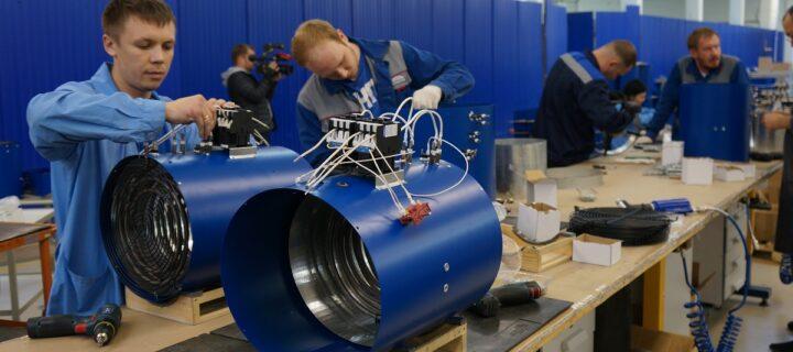 Оборонный завод «Купол» проводит активную диверсификацию производства