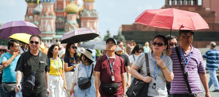 Столичная туриндустрия в первом полугодии потеряла 270 млрд рублей