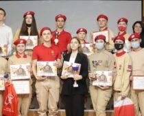 Более 450 подростков приняли участие в патриотических конкурсах в Подмосковье в 2021 году