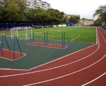 Десять новых школьных стадионов построят в Тверской области