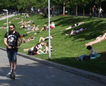 Нерабочие дни ввели в Москве с 15 по 19 июня из-за коронавируса