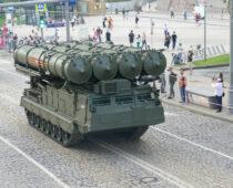 На Кубани прошло учение по отражению воздушной атаки системой ПВО С-300В4