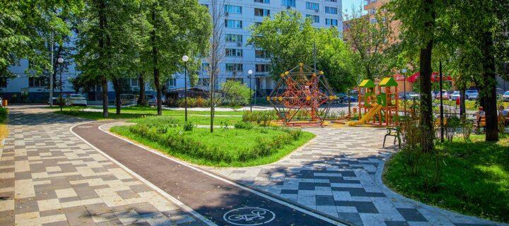 В Северном округе Москвы благоустроят ряд объектов по программе «Мой район»