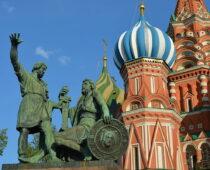 Реставрация памятника Минину и Пожарскому началась в Москве