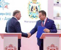 Концерн «Алмаз-Антей» и Новгородская область заключили соглашение о сотрудничестве на ПМЭФ-2021