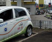 Число электромобилей в Москве ежегодно растет на 10%-15%