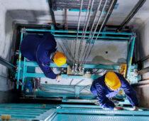 За десять лет в Москве заменили 37,5 тыс. лифтов