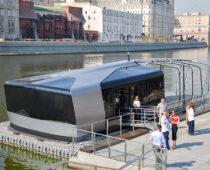 В Москве планируется запустить два речных маршрута в 2022 году