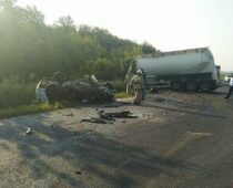 Три человека погибли в ДТП в Воронежской области