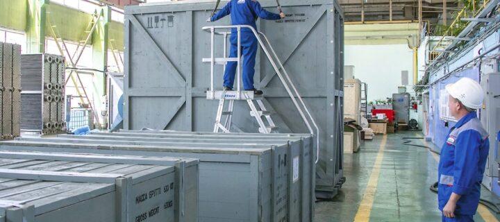 Завод «Купол» начал отгрузку нового оборудования для бангладешской АЭС «Руппур»