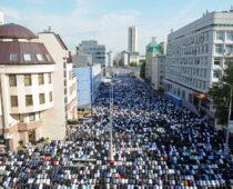 В Курбан-байрам мечети Москвы будут закрыты для прихожан