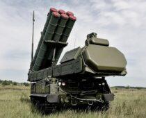 Расчеты ЗРК «Бук-М3» обеспечили безопасность воздушного пространства Курской области