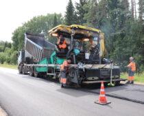 Тверская область планирует направить на строительство дорог до 150 млн руб