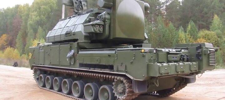 Расчеты ЗРК «Тор-М2» в Чечне уничтожили ударную беспилотную авиацию условного противника