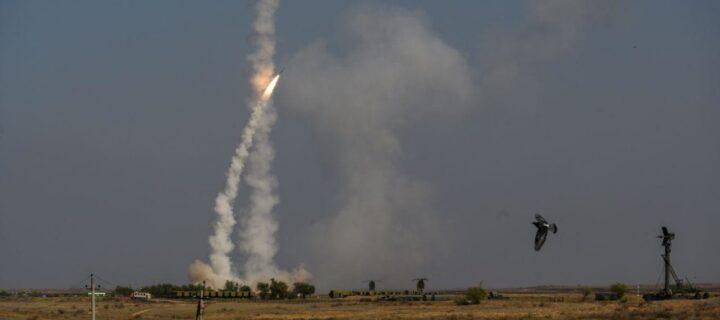 Новая система ПВО С-500 прошла успешные испытания с боевыми пусками ракет