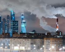 В Москве и области создадут единую систему контроля загрязнения воздуха