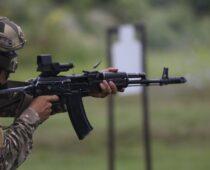 На полигоне рязанского училища ВДВ пройдет международный конкурс «Тактический стрелок»