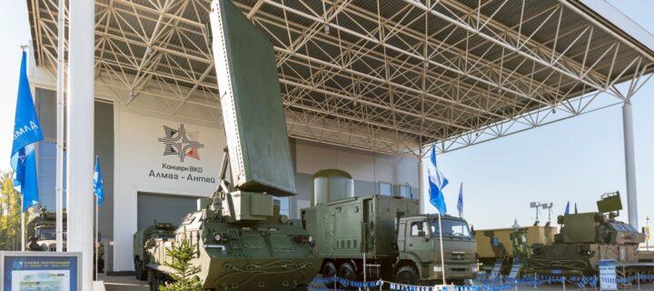 Новейшие российские системы ПВО покажут на форуме «Армия-2021»