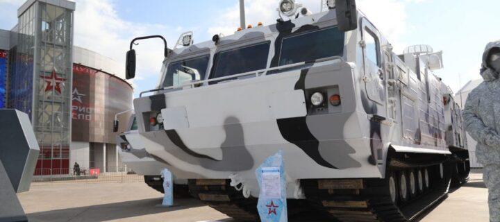 ИЭМЗ «Купол» представил свою продукцию на форуме «Армия-2021»