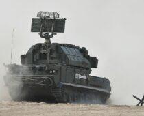 В Северной Осетии расчеты ЗРК «Тор-М2» отразили воздушную атаку условного противника