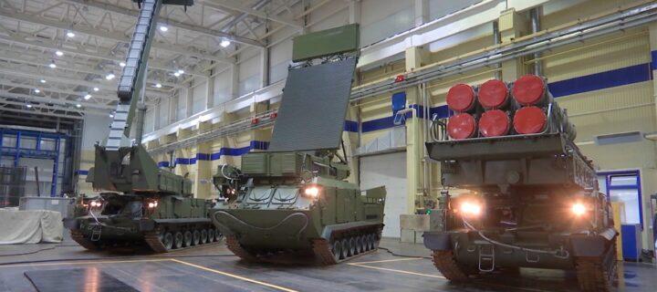 ЗРК «Бук-М3» показали абсолютную точность стрельбы на учении под Астраханью