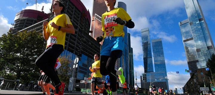 Московский марафон отменен из-за ситуации с COVID-19