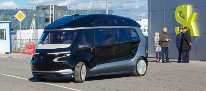 На дорогах Москвы запустят беспилотный транспорт