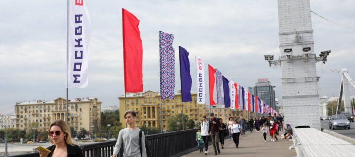 Москву украсят к 874-летию
