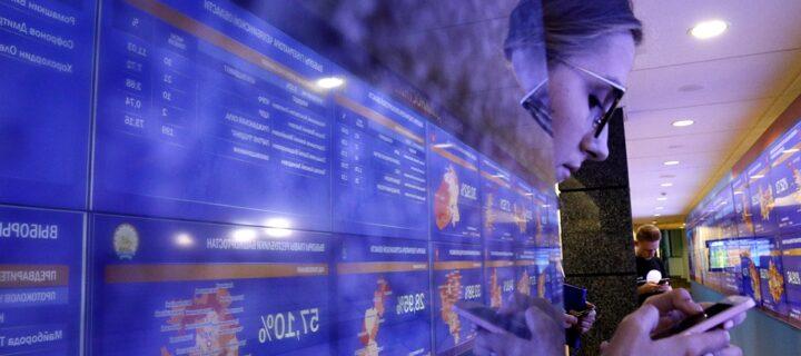 На электронное голосование зарегистрировались более 1 млн москвичей
