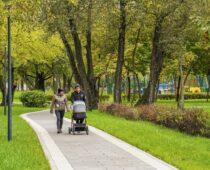 В Москве за полгода благоустроили свыше 5 тысяч общественных мест