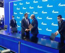 Концерн «Алмаз-Антей» подписал соглашение о сотрудничестве с ПАО «Газпром»