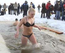 Более 40 тыс. человек посетили крещенские купания в Москве