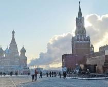 Москву ждут новые морозы до — 30 градусов