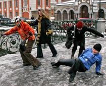 В ближайшую неделю Москву ждет дождь и гололед