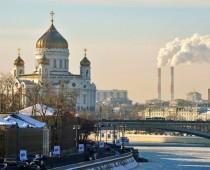Москву ждет неделя «предкрещенских» морозов