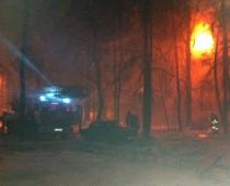 Взрыв газового баллона разрушил несколько квартир в Воронеже