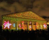 В Москве покажут световое шоу, посвященное Масленице