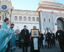 По вокзалам Москвы пройдет крестный ход