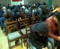 Подмосковные оперативники пресекли сходку криминальных авторитетов