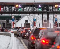 Проезд по М11 временно подешевеет на 33%