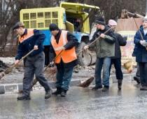 В столице начались работы по благоустройству 16 площадок на берегах Москвы-реки