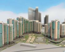 Новый микрорайон построят на юге Москвы