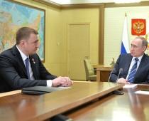 Колумнист Дмитрий Задорожный: Кулак Президента Путина